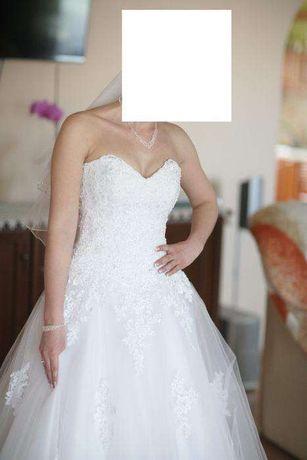 Suknia ślubna 350 zl