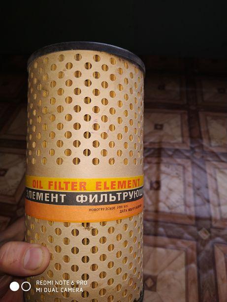Масляный фильтр на КамАЗ