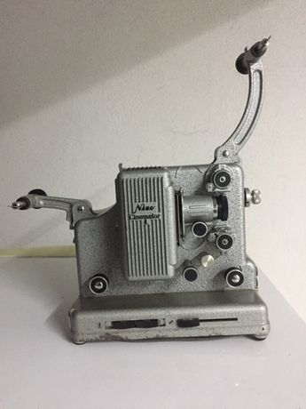 Máquina de projector antiga