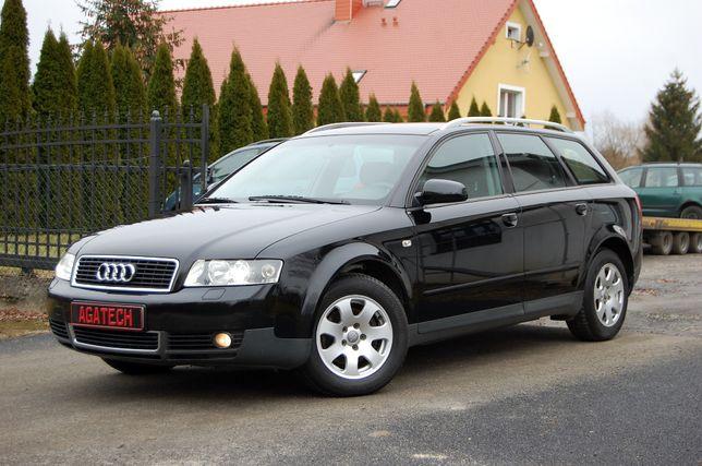 Audi A4 B6 Avant 1.9 TDi 130KM Ksenon Elektryka Zarejestrowana