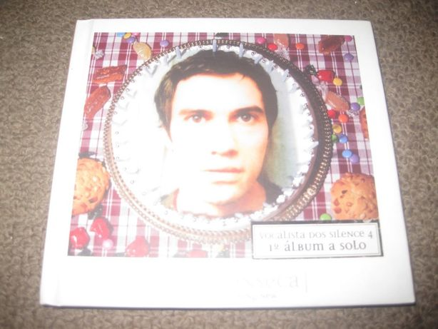 "CD David Fonseca ""Sing Me Something New"" Ed. Especial! Portes Grátis!"