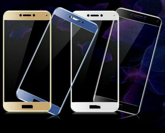 Скло Huawei Honor P smart Z + Y 2 3 5T 6 с 9 lite 10 Nova 8X pro 7s A