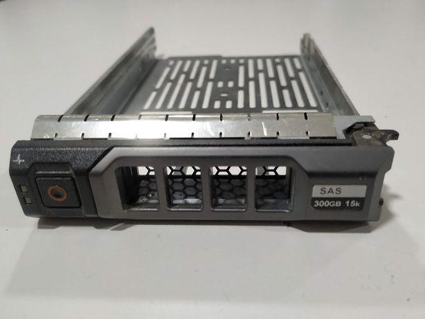 Servidor DELL Gaveta/Caddy/Tray discos SAS e SATA