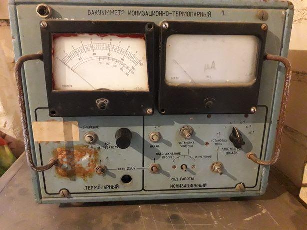 Вакууммент ионизационно термопарный