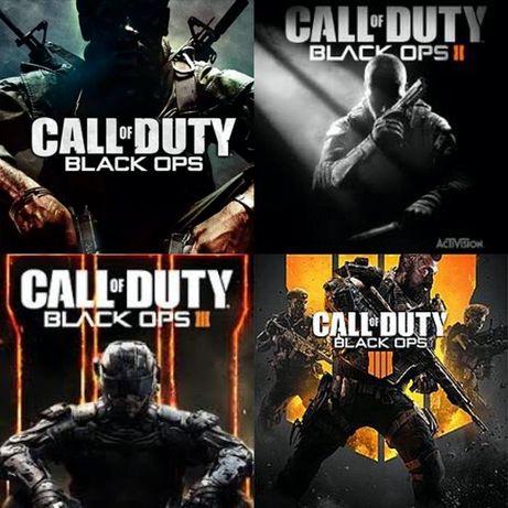 Call of Duty: Black Ops 1,2,3,4 для PC/ПК, PS4, Xbox One Battle.net