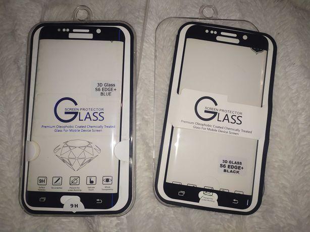 Szkła hartowane Samsung Galaxy S6 edge plus