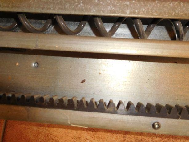 prowadnica, listwa drzwi garażowych z kompletu Wiśniowski