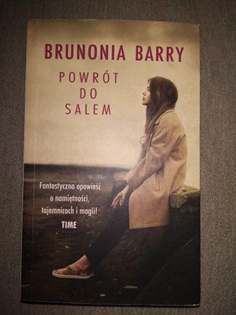 """Powrót do Salem"" Brunonia Barry"