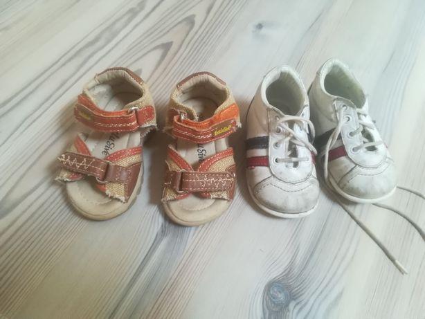2 pary butów nr 19
