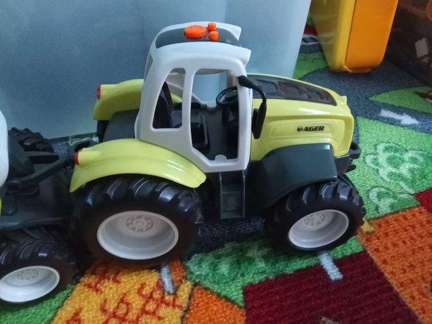 Traktor dla chłopca elektroniczny
