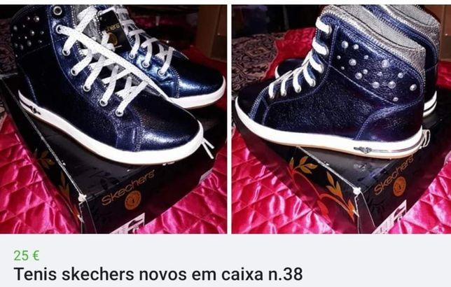 Sapatilhas Skechers n. 38