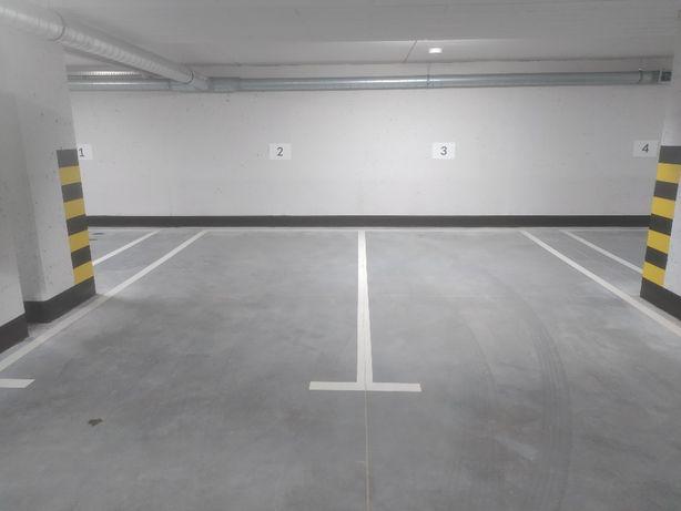Wynajmę miejsce parkingowe w hali garażowej
