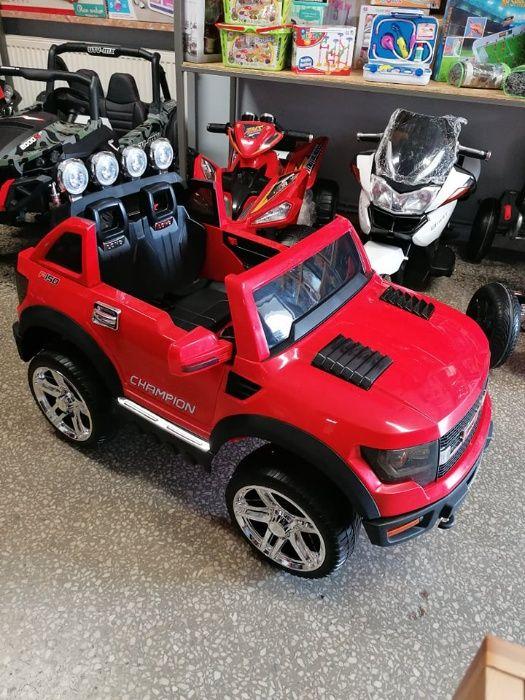 Samochód Jeep Long na akumulator dla dzieci Odbiór Wysyłka PROMOCJA! Olkusz - image 1
