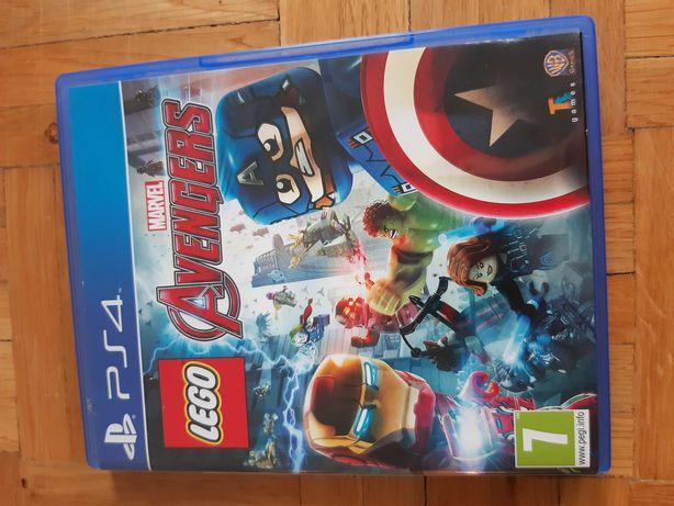 Lego Avengers PS 4 / 5