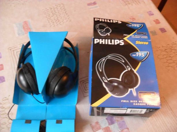 Słuchawki przewodowe Filips nowe nie używane sprawne
