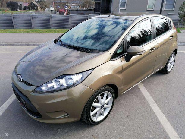Ford Fiesta, 1.2 l., 2012