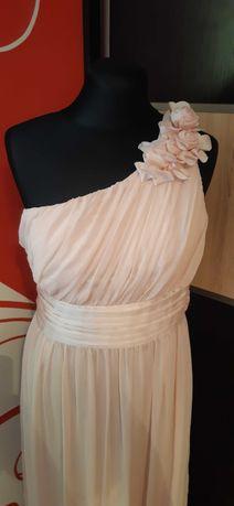 suknia poprawiny świadkowa druhna XL/XXL