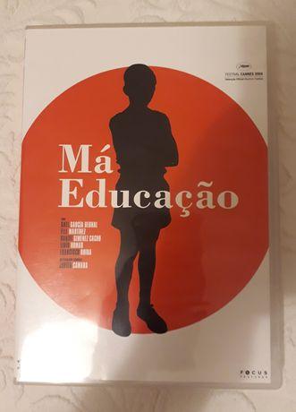 "DVD Pedro Almodovar ""Má Educação"" (c/ Gael García Bernal)"