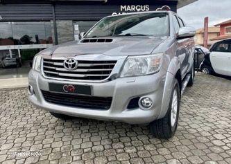 Toyota Hilux 2.5 D-4D 4WD CD AC+PM