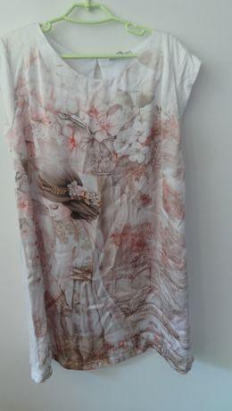 Sukienka 140cm Mayoral róż śliczna