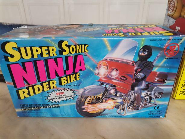 Super Sonic Ninja