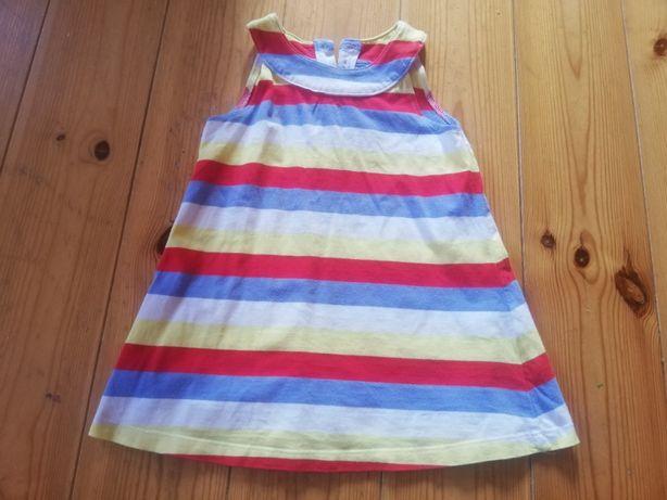 Sukienka Miniclub, r. 98-104, 100% bawełna