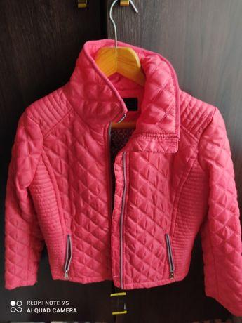 Куртка-бомбер деми женская фирменная Andrew Marc New York. S. Новая