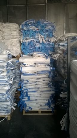 Worki Big Bag Beg 95/95/110 cm używane worki / wytrzymały materiał