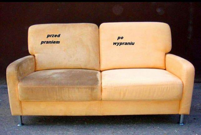 PRANIE tapicerki meblowej czyszczenie kanapy krzesła dywanów Grudziądz