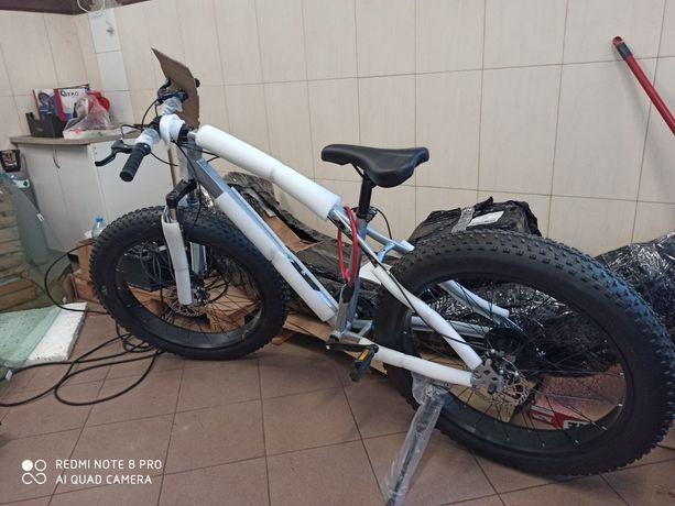 Ostatnie Sztuki Big Foot Fat Bike Jedyny w Polsce HIT Sprzedaży !