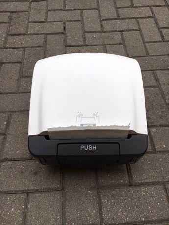 Dozownik podajnik ręczników papierowych katrin system 90045 white