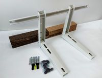 Wspornik Rodigas MS230 420mm klimatyzacji 120kg uchwyt konsola