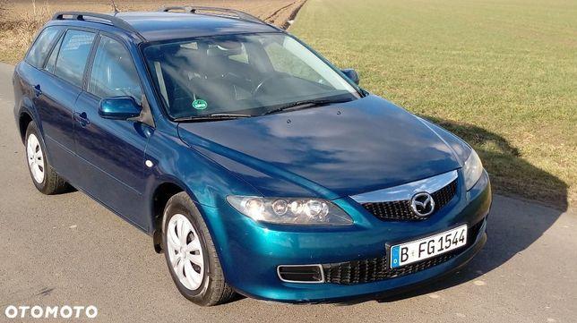 Mazda 6 2.0 DIESEL __ Skóra __ 153 tys km __ z Niemiec