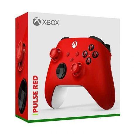 Comando Xbox Series X Pulse Red
