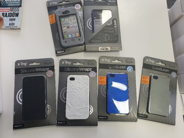 Case Iphone 4 -ifrogz CENA za 16 sztuk !!! OKAZJA WARSZAWA