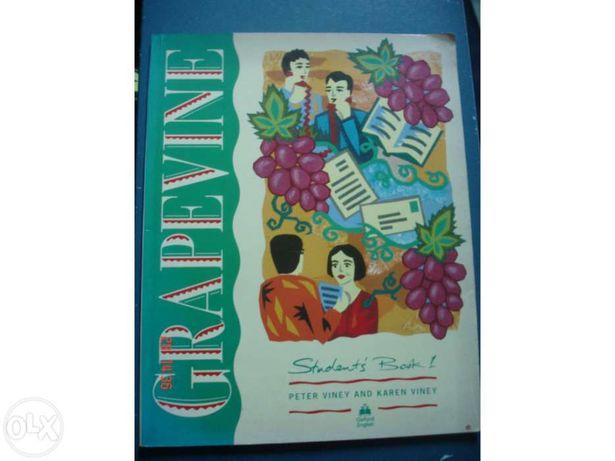 Livros de Inglês: Grapevine 2vols.(portes incluídos)