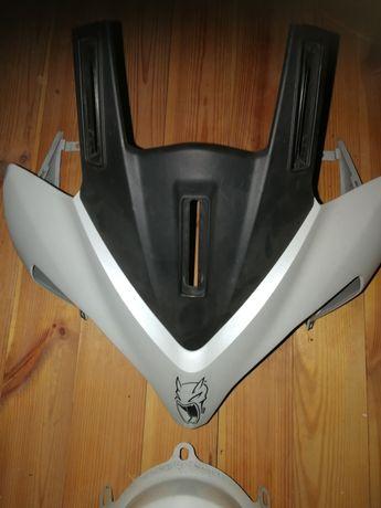 Пластик до мотоцикла Дукати 2012