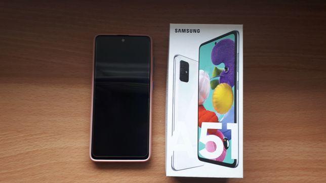 Samsung A51 w idealnym stanie