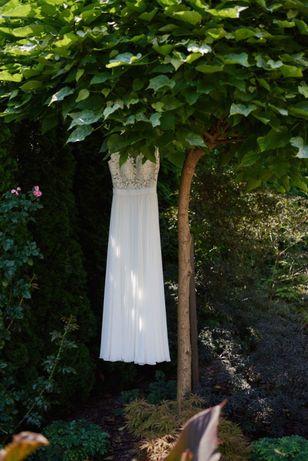 Sprzedam piękną suknię ślubną Fulara& Żywczyk kolekcja 2018