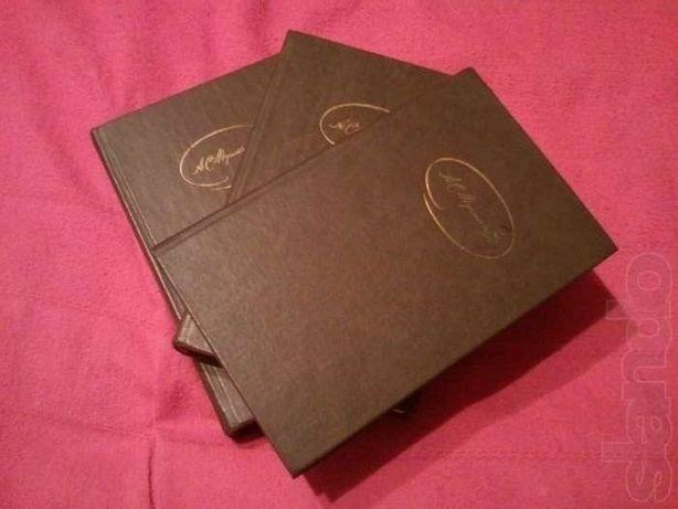 Продам 3 тома А. С. Пушкина