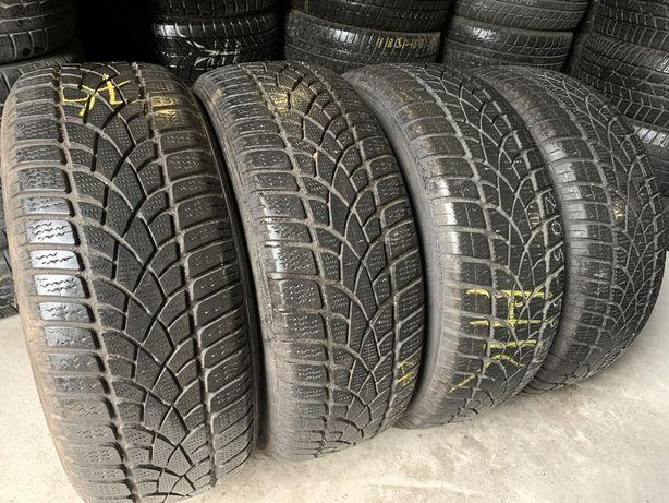 205/55 R16 Dunlop SP Winter Sport 3D шины зимние бу