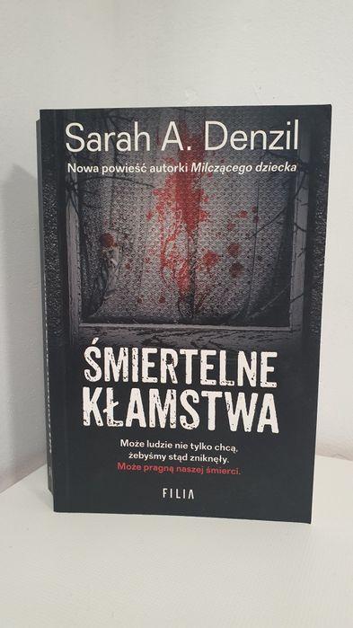 Książka Śmiertelne Kłamstwa Sarah A. Denzil Gdynia - image 1