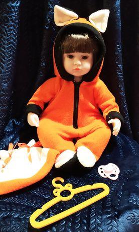 Лимитированная коллекция!Кукла Reborn Animal  (куколка, пупс)