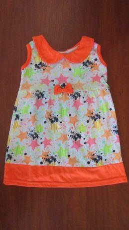 Платья летние, рост 98-104 см