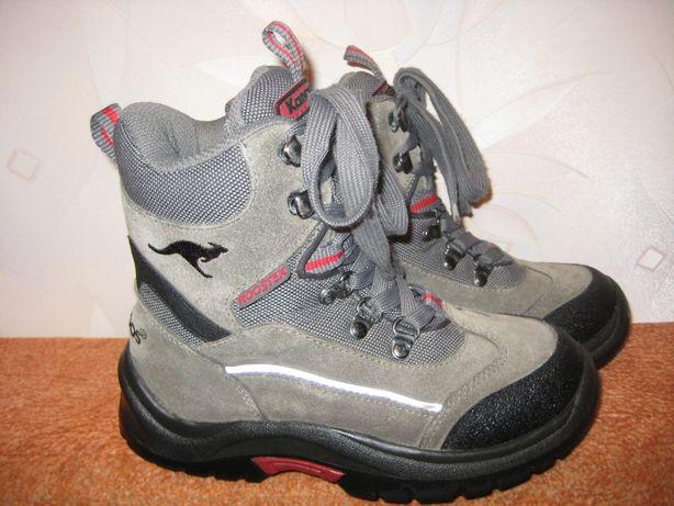 Зимние термо ботинки Kangaroos 32р. (20 см.)
