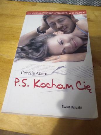 Książka P.S kocham Cie