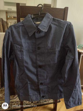 bluza robocza z czasów prl