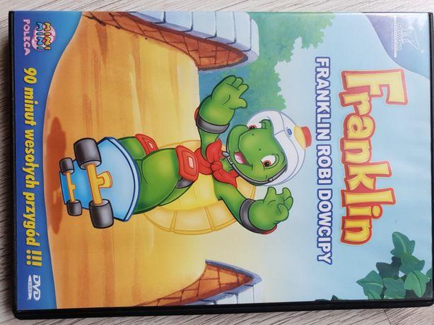 DVD Franklin robi dowcipy 90minut