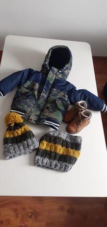 Zimowy kpl dla chłopca