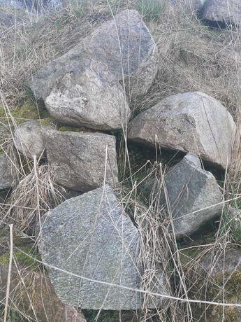 Kamień duży, ciosany- Oddam!!! Około 100 ton.